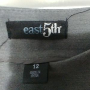 East 5th Skirts - Size 12 grey dress skirt by east 5th